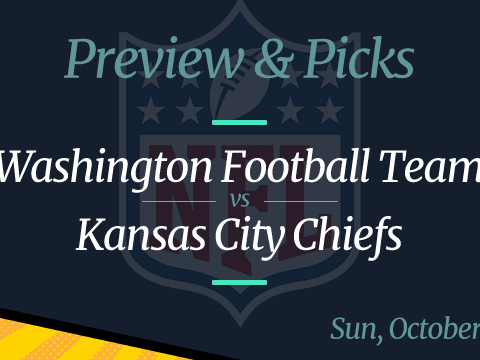 Chiefs vs WFT NFL Week 6 Odds, Time, and Prediction