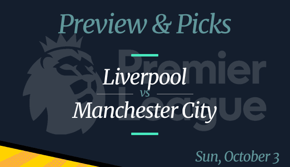 Liverpool vs Manchester City – Odds, Time, and Prediction