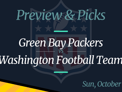 WFT vs Packers NFL Week 7 Odds, Time, and Prediction
